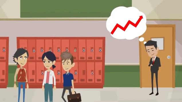 Öğrenci Yurdu İşletmesi Animasyon Tanıtım Videosu