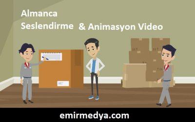 Almanca Animasyon Reklam Videosu İle Etkili Tanıtım